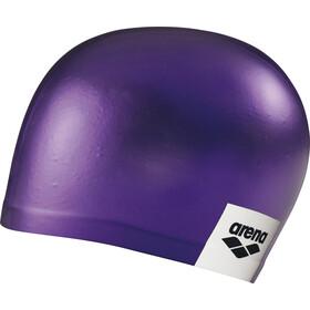 arena Logo Moulded Gorro de natación, violeta